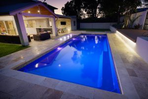 9.5m x 3.8m Billabong Pool