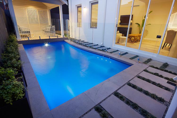 7.5m x 3.4mSahara Pool
